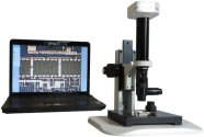 VM6x Video Microscope with USB2 camera and LED co-ax illumination