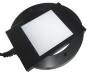 Adapter for XY stages or in situ backlighting