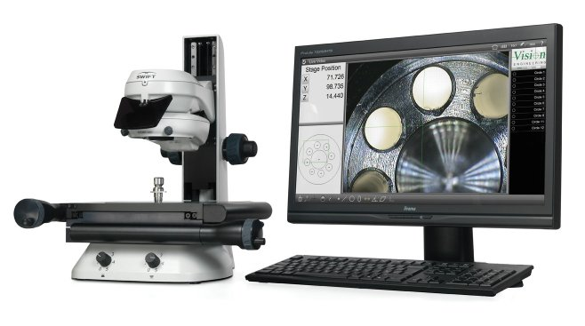 Swift and Swift Duo metrology systems