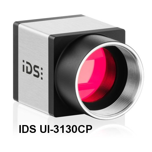 IDS USB3 camera for high speed applications