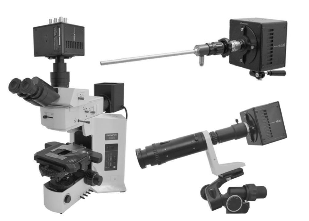 Fastcam mini UX applications