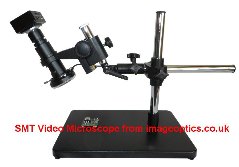 SMT Video Microscope