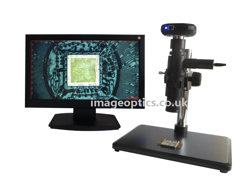 VM7x Video Microscope for semi-conductor inspection