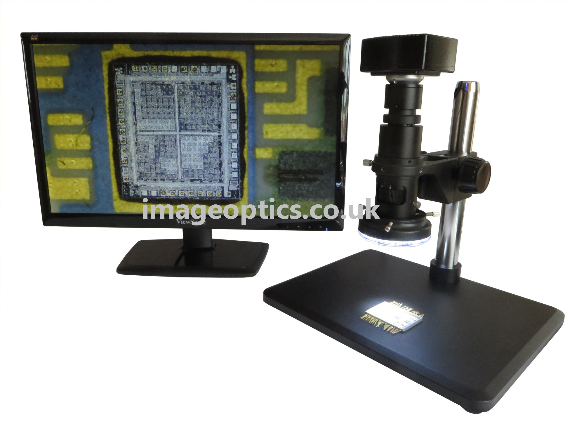 VM7x Video Microscope for component inspection